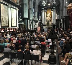 Persconferentie Van Eyck-jaar 25 juni 2018 © Bisdom Gent, foto: Isolde Ruelens