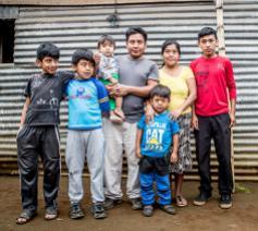 Dit jaar stelt Broederlijk Delen Guatemala voor het voetlicht © Thomas De Boever
