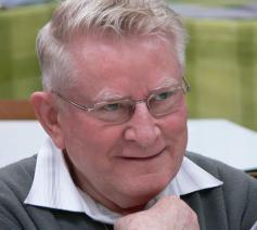 Afscheid van pater Marc Vanhoutte