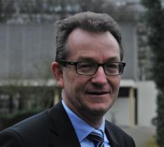 Lieven Boeve, directeur-generaal van Katholiek Onderwijs Vlaanderen © Philippe Keulemans