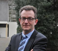 Lieven Boeve, directeur-generaal van Katholiek Onderwijs Vlaanderen. © Philippe Keulemans