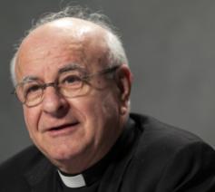 Mgr. Paglia ©  Siciliani-Gennari/SIR