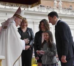 Paasviering in Rome © Vatican Media