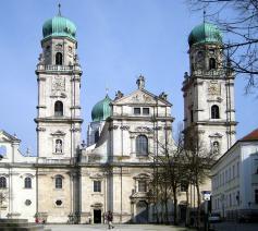 De kathedraal van Passau © Wikipedia