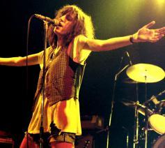 Patti Smith in 1978. © Klaus Hiltscher