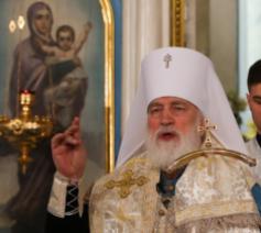 Pavel legt zijn taak neer als patriarch van Minsk © ROC