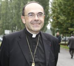 Kardinaal Philippe Barbarin © CEF