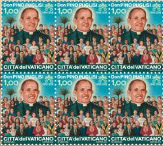 Vaticaan brengt hulde aan maffiabestrijder © Vaticanstate