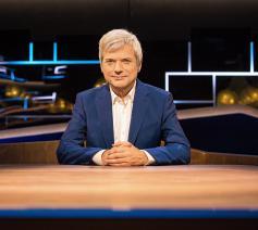 Jan Leyers. © VRT / Geert Van Hoeymissen