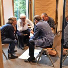 Samenwerken pastoraal leiderschap  © KNA Bild