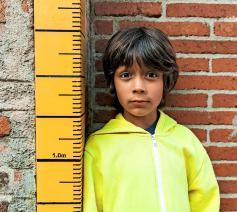 """Volgens Mattheus zegt Jezus: """"Wie zich dus klein maakt als dit kind, die is de grootste in het koninkrijk der hemelen."""" © Image Select"""