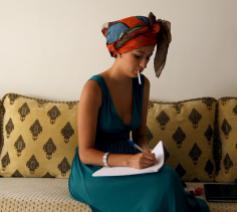 Zineb El Rhazoui.  © Savage Film