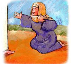 Syro-Fenicische vrouw © Roel Ottow