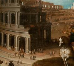 Rome, ruines van het Colosseum © Philippe Keulemans/Diocesaan Museum Paderborn