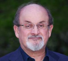 Salman Rushdie © Wikipedia