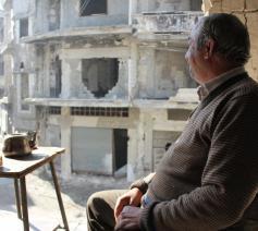 Er is nog steeds geen toekomstperspectief voor Syrische burgers © Sciaf