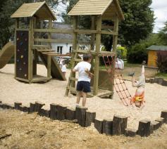 SOS Kinderdorpen is ook in ons land actief © SOS Kinderdorpen