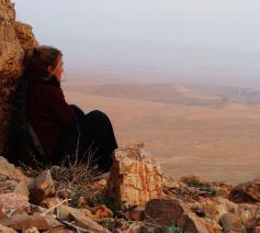 Deir Mar Moussa in 2009, mijn vaste plek waar ik telkens wat kon bekomen. © Babs Mertens