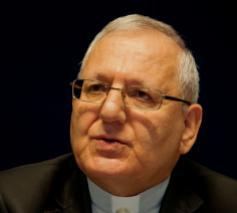 Patriarch Louis Sako © Philippe Keulemans