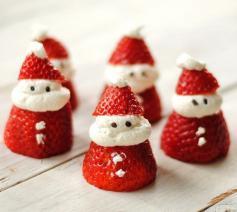 Santa © https://kiwify.nl/kerst-hapjes/
