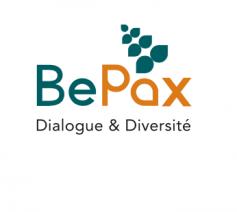 Tegelijk met de naam werd dit logo gelanceerd. © BePax