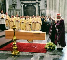 Uitvaart Mgr Lemmens © Persdienst aartsbisdom