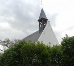 Sint-Jobkapel na de restauratie © Fons Dierickx
