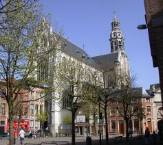 De Sint-Pauluskerk in Antwerpen. © Kerknet