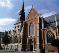 Sint-Quintinuskathedraal in Hasselt © bisdom Hasselt