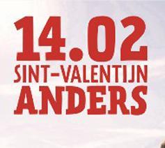 Sint Valentijn Anders