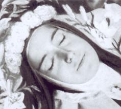 Heilige Theresia van Lisieux. © WikiCommons