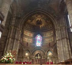 De kathedraal van Straatsburg © Eglise Catholique en Alsace