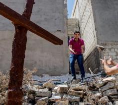 Kerk in Nood steunt actief de heropbouw in Syrië © Kerk in Nood