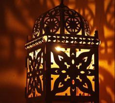 lamp - ramadan © Kerstin Riemer via Pixabay