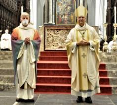 Priesterwijding Paul Sas © Paul Hermans
