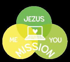 Mission me, mission you, mission Jezus van IJD Brugge © IJD Brugge