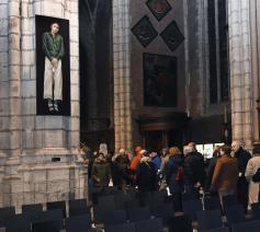 De Terugkeer van het Lam - vrijdag 24 januari 2020 © Bisdom Gent