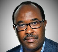 Théogène Havugimana, de nieuwe directeur van Missio België © IPID-SIPI