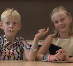 Kinderen antwoorden op de vraag wie Jezus was © Thomas website voor godsdienstonderwijs