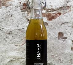 Een dergelijk flesje kost op de website Trapp 7,35 euro. © Trapp.be