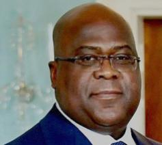 Félix Tshisekedi © Wikipedia
