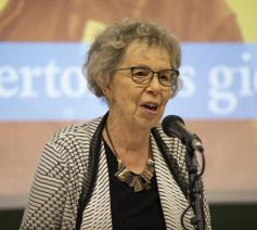 Christine Bochen © Frederik Hulstaert, UCSIA
