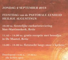 Feestdag pastorale eenheid H. Augustinus Dessel-Retie-Postel © PE H. Augustinus Dessel-Retie-Postel
