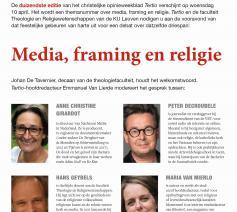 Organisatie: Tertio en de faculteit Theologie en Religiewetenschappen van de KU Leuven