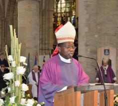 Aartsbisschop Marcel Utembi Tapa © Fraternité belgo-congolaise