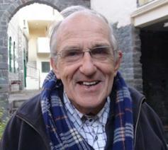 De in het Syrische Homs vermoorde Nederlandse jezuïet Frans van der Lugt © s.j.