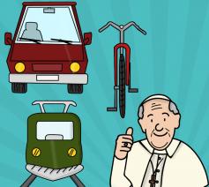 Alle wegen leiden naar #Hello Pope