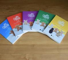 Alle Nederlandstalige Godly Play boeken © Hilde Pex