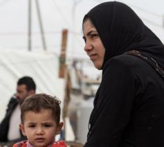 Syrische vluchtelingen © © Caritas Zwitserland