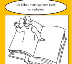 De Bijbel, meer dan een boek vol verhalen